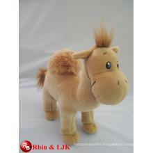 Meet EN71 and ASTM standard ICTI plush toy factory camel stuffed toys