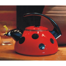 2015 High Quality Protable Enamel Beetle Kettle/ Teapot
