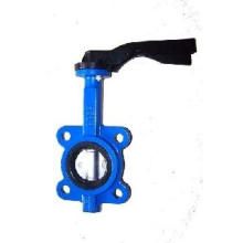 Wafer Lever Butterfly Valve