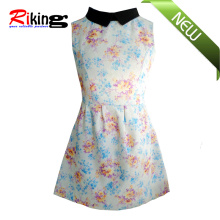 Fashion Ladies Apparel Sleeveless Dress (SS14RKD1325)