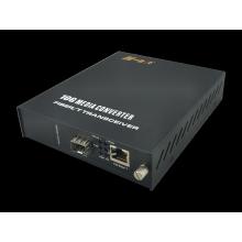 10G SFP Fiber Media Converter