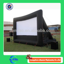 Outdoor inflatable screen, advertising screen,moving screen