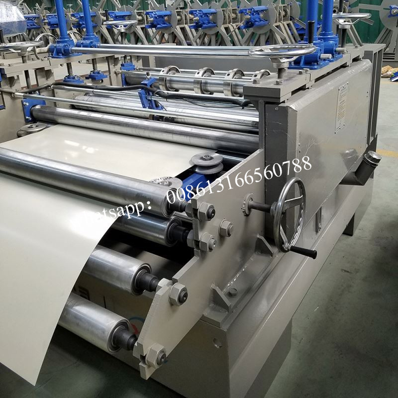 Metal Flattening Machine