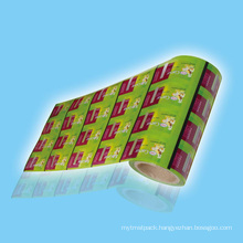 a Pouch Film for Food, Daily Chemical