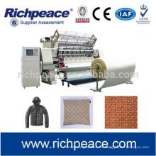 Richpeace máquina de acolchado computarizada de múltiples agujas Shuttle