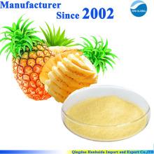GMP und ISO zertifizierte 100% natürliche Ananas Comosus Extrakt, Ananas Extrakt Pulver