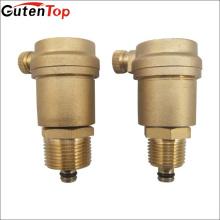 LB guten top Válvula de seguridad de ventilación de aire del radiador de latón Steam para caldera