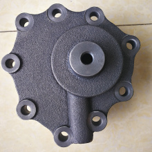 20 Years manufacturer for Ductile Iron Gate Valve Ductile Iron Casting Parts export to Namibia Exporter