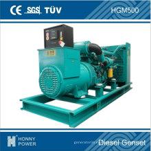 Conjunto de generador Googol de 400kw / 500kVA en espera