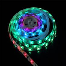 Digitale RGB led Flex Streifen mit Kleinsteuerung