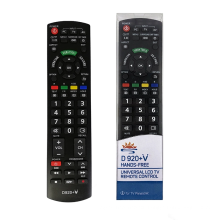 2020 Hot Sale D920+V Universal Television Remote Control TV Remote Control Replacement For Panasonic Smart Lcd 3D TV