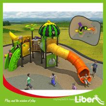 Parc d'attractions pour enfants en plein air Équipement de terrain de jeu LE.SG.015