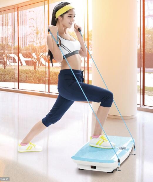 Crazy Fit Vibration Plate For Losing Weight