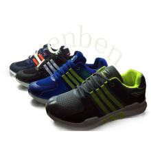 Sapatilhas de moda masculina quente sapatos casuais