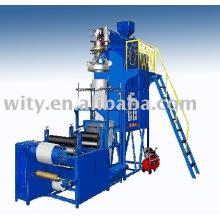 Экструзионная машина для производства пленки из ПП