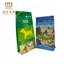 La coutume rescellable de tirette a imprimé la nourriture de chien de sacs d'emballage alimentaire de chien