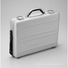 Custom Ningbo Silver Aluminium Laptop Cases