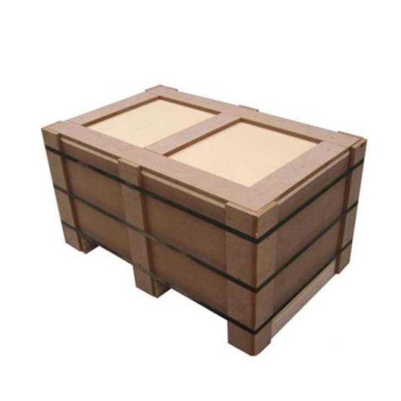 Solid wood logistics wooden boxes