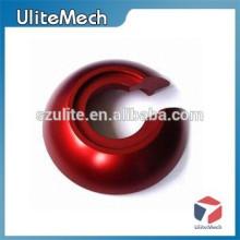 ShenZhen Production de tournage CNC en laiton / aluminium / acier inoxydable personnalisé