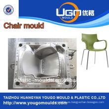 Fábrica de moldes de plástico de la profesión para el molde de la silla del plástico del ocio del nuevo diseño en taizhou China