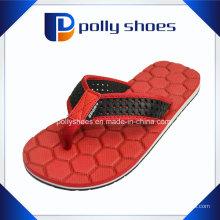 Relax Mens Beach Walker Khaki Sandale Flip Flop Größe 40