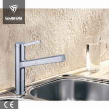 Chrome Table Top Hot And Cold Kitchen Faucet
