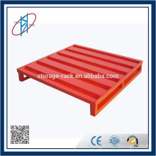 Color Optional Low Price Stackable Steel Pallet