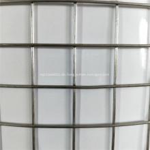 1 '' Züchtung von geschweißtem Drahtgeflecht aus rostfreiem Stahl