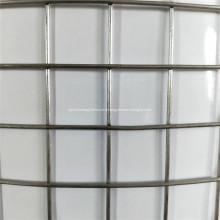 Treillis métallique soudé d'élevage de 1 '' en acier inoxydable