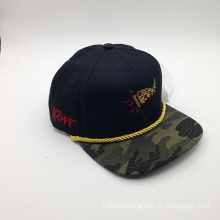 Custom Thread Decorated Snapback Fashion Cap (ACEW148)