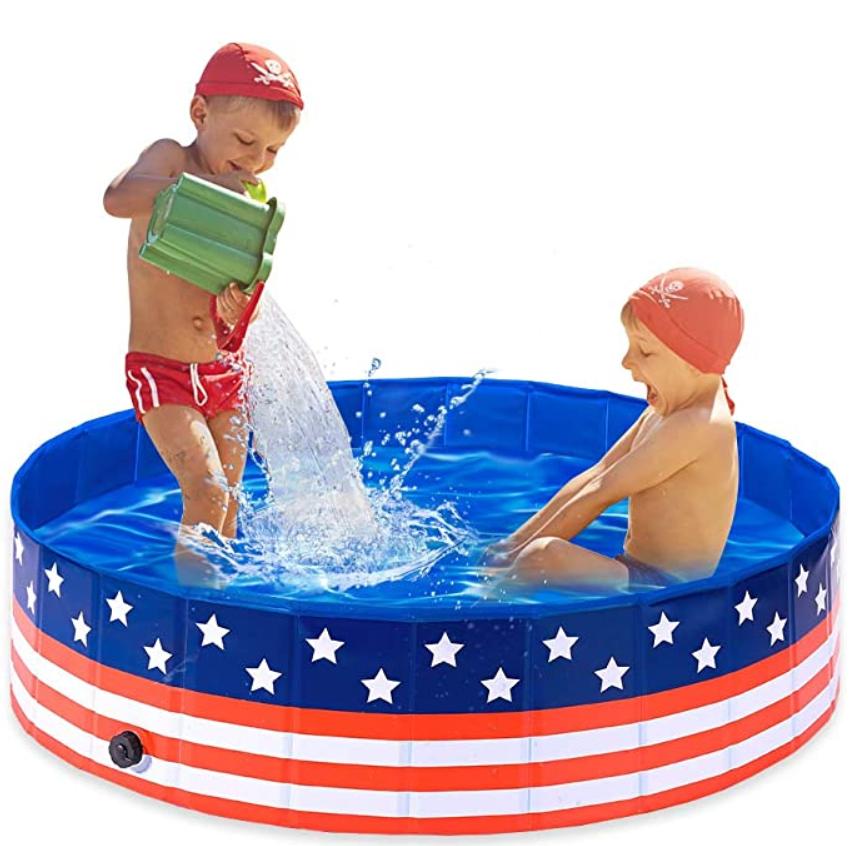 Large Dog Pool