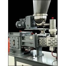 Granulación de madera de co-rotación de plástico PE WPC que hace M