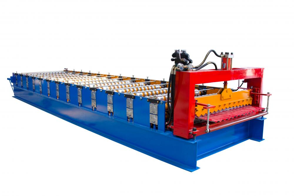 850Corrugating Roll Forming