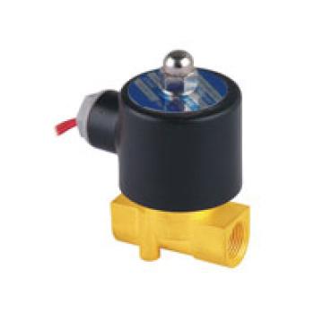 Válvula de solenoide de agua de tamaño pequeño de 2W