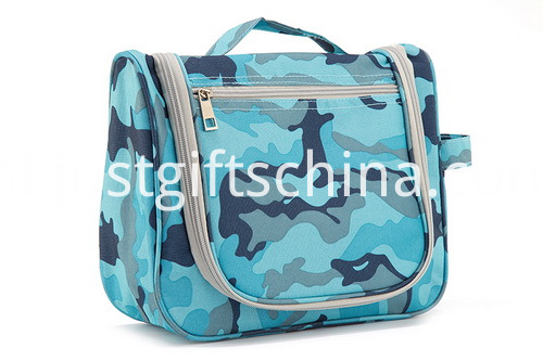 Quality Camouflage Cosmetic Bags - 600D Polyester