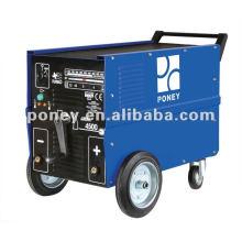 ARC machine à souder MMA400 aluminium triphasé DC