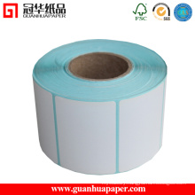 Heat Sensitive Feature and Paper Material Thermal Label