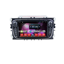 Quad core !android 4.4 car dvd player for Ford mondeo +factory directly +OEM+DVR!