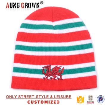 new design striped winter hat