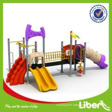 New Making School Used Plastic Children Équipement de terrain de jeux moderne de haute qualité