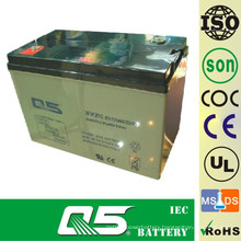 6V200AH Deep Cycle Motive Traction Batter, Hot Sales AGM Sealed Lead-Acid Battery for Solar