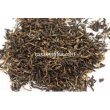 Echter asiatischer schwarzer Tee