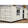 Profesionales modernas casas prefabricadas de contenedores y casa de contenedores en movimiento y casas prefabricadas