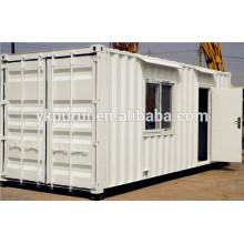 Envases de contenedores profesionales para la India / casa de contenedores acabados / casa de contenedores baratos