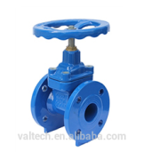 Manual Handling Long life high effeciency Ductile Iron Resilient Seated Gate Valve BS 5163