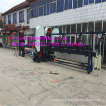 Máquina de serra de fita vertical de lâminas gêmeas para venda no Alibaba