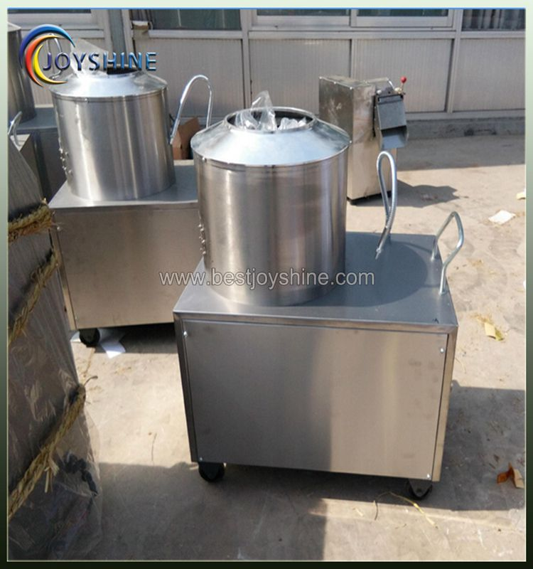 New type cassava peeling machine price