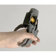 3D printed robot parts
