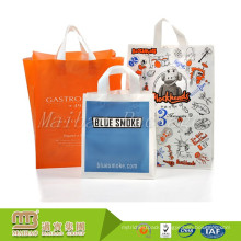 Guangzhou Manufacturer Wholesale Price Custom Biodegradable Plastic Carry Bag Design With Own Logo