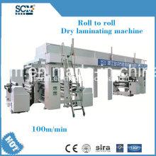 PVDC, PE, PVC, Aluminium Film Laminator Maschine